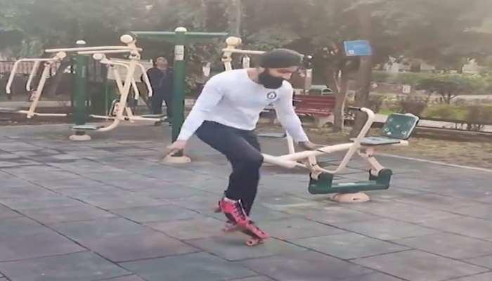 30 सेकंड की रस्सी कूद के जरिए जोरावर सिंह ने बनाया गिनीज वर्ल्ड रिकॉर्ड