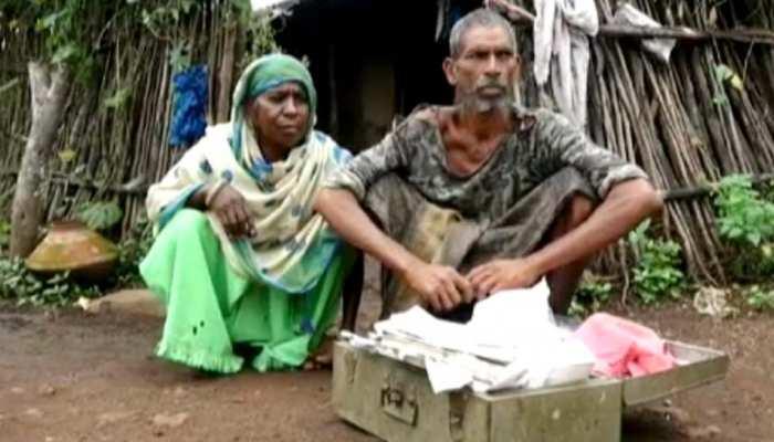 PM आवास योजना के हितग्राही का घर कागजों पर तैयार और भुगतान भी निकाल लिया गया