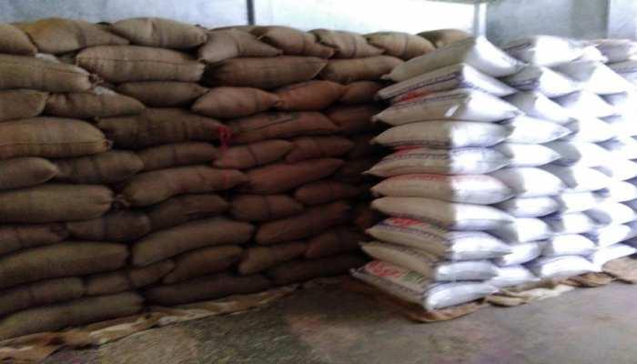 अब शिवपुरी में मिला घटिया चावल, जानवरों को खिलाने लायक 43 हजार क्विंटल गरीबों में बांटा