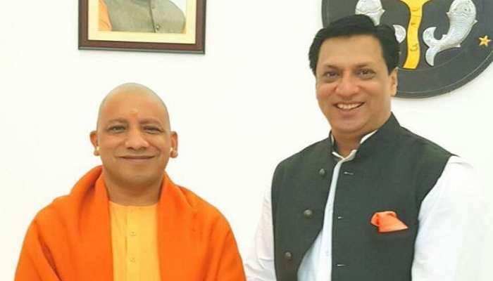 UP: योगी सरकार ने तेज की फिल्मसिटी बनवाने की प्रक्रिया, CM Yogi से मिले मधुर भंडारकर