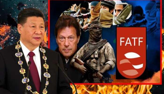 आतंकवाद पर पाकिस्तान को काली सूची से बचाने में लगा चीन