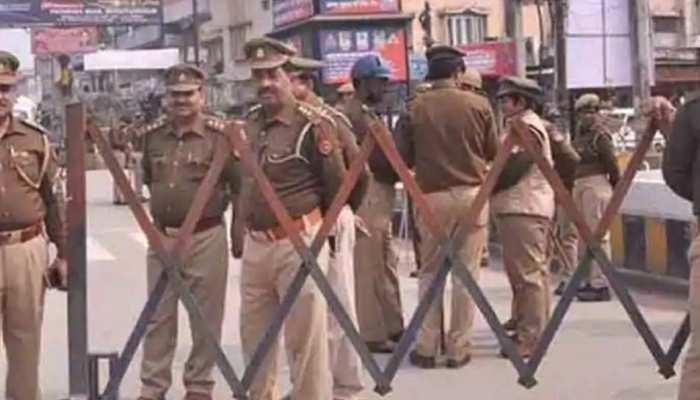 औरैया पुलिस का कारनामा, बताया 'मृत महिला' से शांति भंग का खतरा...