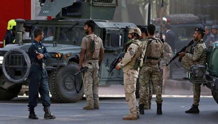 अफगान सेना के हवाई हमले में 24 लोगों की मौत, 6 घायल