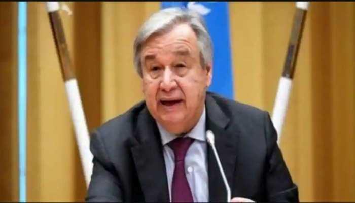ईरान पर प्रतिबंध दोबारा लगाने के संबंध में अभी कोई मदद नहीं करेगा संयुक्त राष्ट्र: महासचिव गुतारेस