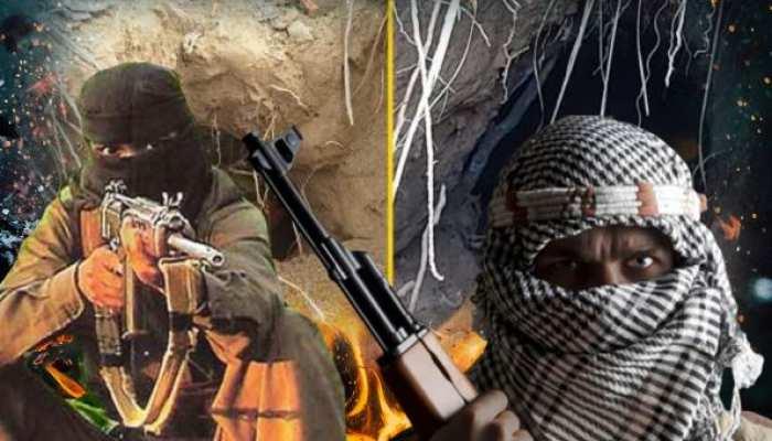 Kashmir में सेना से बचने के लिए सुरंग में छिप रहे हैं आतंकवादी