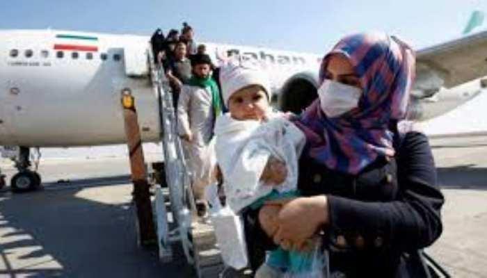 सोशल डिस्टेंसिंग के बावजूद लंबी उड़ानों के दौरान 'Coronavirus' संक्रमण का खतरा : रिपोर्ट