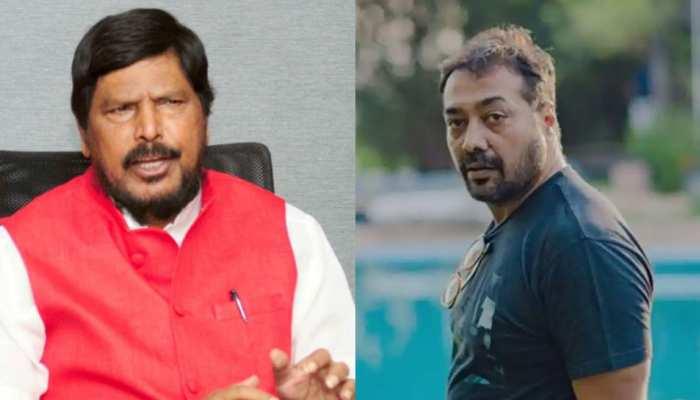 अनुराग कश्यप को तत्काल गिरफ्तार करे मुंबई पुलिस: रामदास अठावले