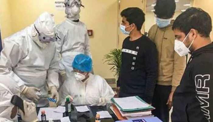 उदयपुर में जानलेवा हुआ कोरोना वायरस, संक्रमितों की संख्या ने बढ़ाई प्रशासन की चिंता