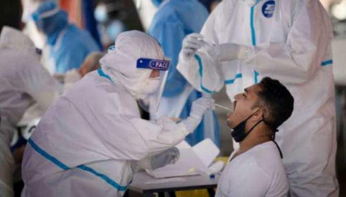 COVID- 19 : देश में कोरोना के कुल मामले 55 लाख के पार, 24 घंटों में आए इतने मरीज