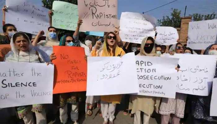 पाकिस्तान का शर्मनाक चेहरा: 'अपने' ही लूटते हैं महिलाओं की अस्मत, बाप-बेटी का रिश्ता कलंकित