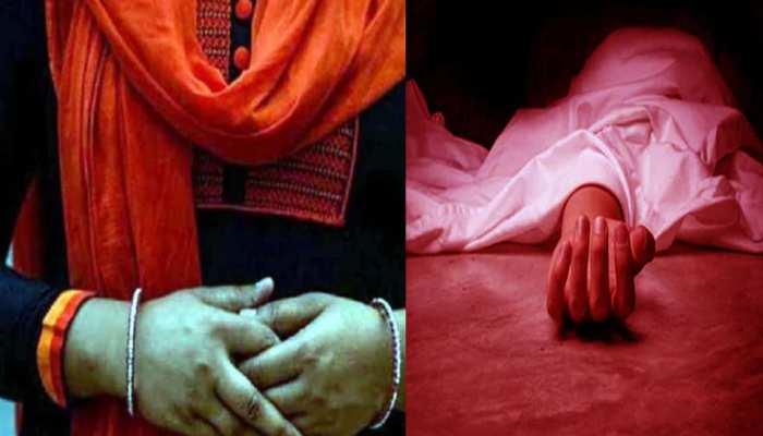 चूरू: पत्नी बनी सुहाग की कातिल, हत्या कर 2 दिन तक बेड के अंदर छुपाया पति का शव