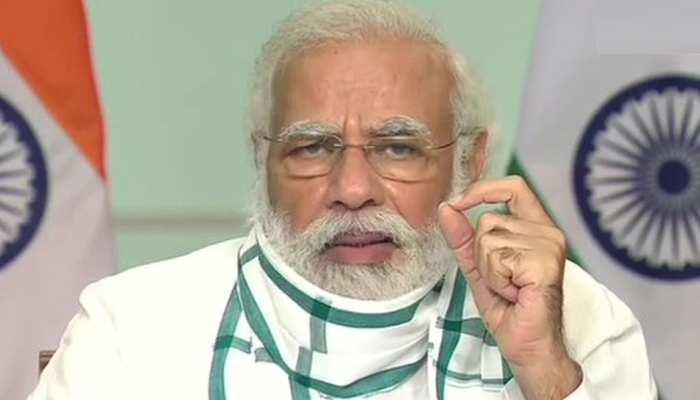 सबसे ज्यादा कोरोना प्रभावित राज्यों के मुख्यमंत्रियों से PM मोदी ने की बात, दिया ये 'गुरुमंत्र'