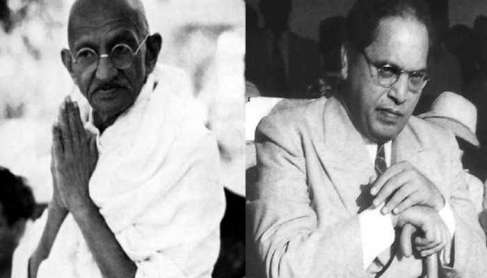 जब गांधी जी ने जेल में ही कर दिया था दोहरी वोटिंग का विरोध, तब मनाने पहुंचे थे बाबा साहब