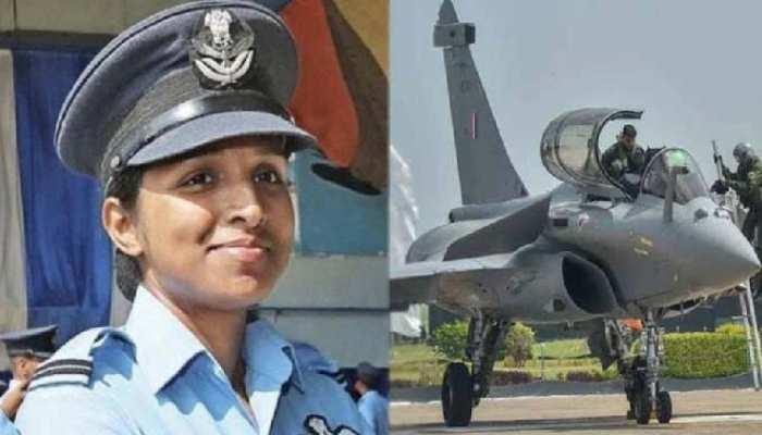 राफेल प्लेन उड़ा कर बनारस की बेटी शिवांगी ने रचा इतिहास