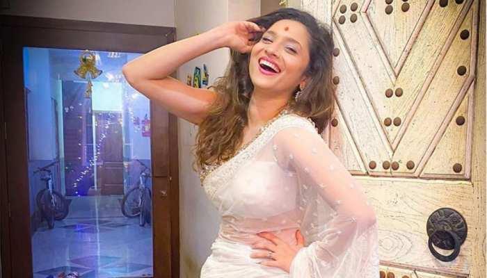 Ankita Lokhande कैसे रहती हैं इतनी खुश, तस्वीरों के साथ शेयर किया राज