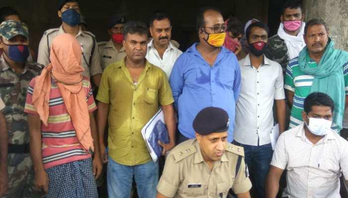 बिहार: लखीसराय पुलिस ने दो घंटे में 55 लाख लूट मामले का किया पर्दाफाश, एक गिरफ्तार