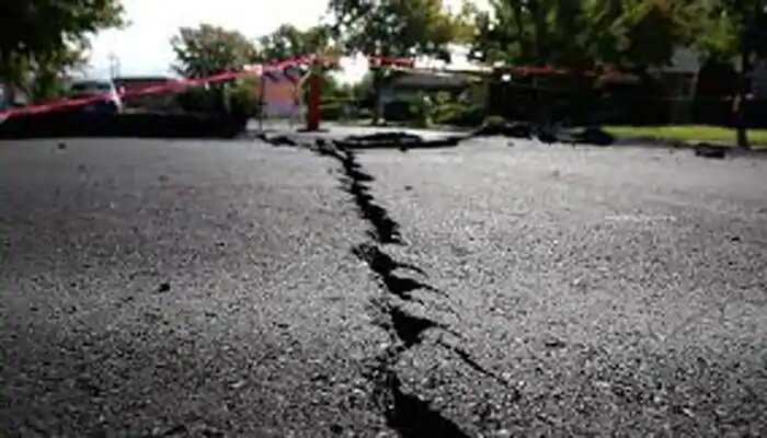 लद्दाख में महसूस किए गए भूकंप के झटके, 5.4 रही तीव्रता