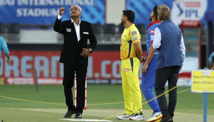 IPL 2020 DC vs CSK: Delhi Capitals vs Chennai Super Kings Full Match reports in Pictures