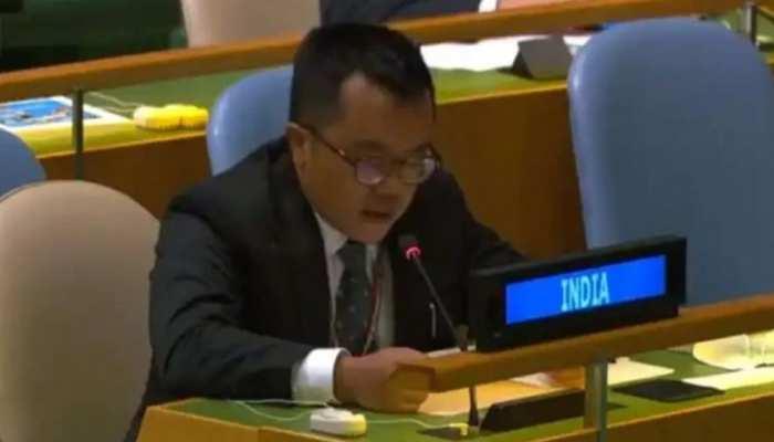 भारत ने UNGC में एक बार फिर दिया पाकिस्तान को करारा जवाब, जानिए क्या कहा