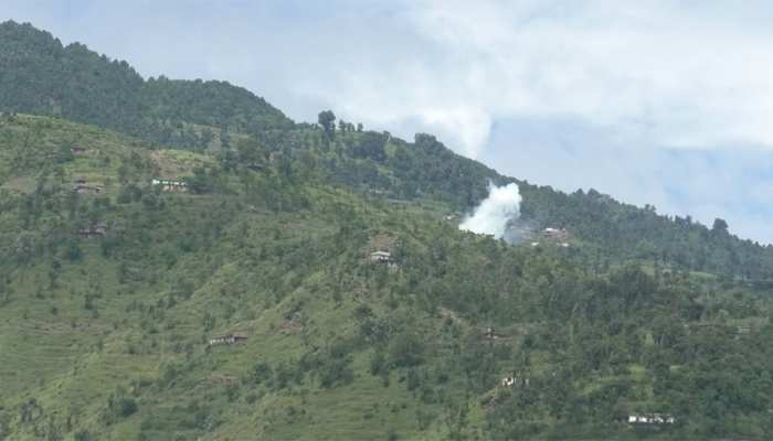 पाकिस्तान ने फिर की नापाक हरकत, 24 घंटों में तीन बार की जंगबंदी की खिलाफवर्ज़ी