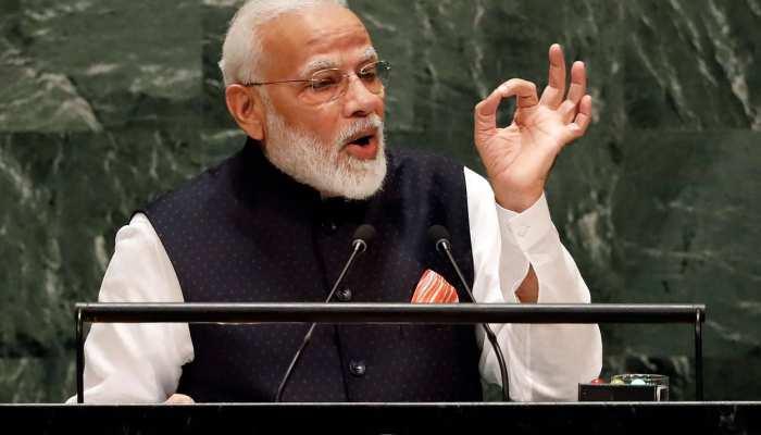 कोरोना के खिलाफ जंग में संयुक्त राष्ट्र की भूमिका पर PM मोदी ने उठाए सवाल