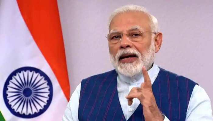 भारत जब किसी से दोस्ती का हाथ बढ़ाता है, वह किसी तीसरे के खिलाफ नहीं होताः PM मोदी