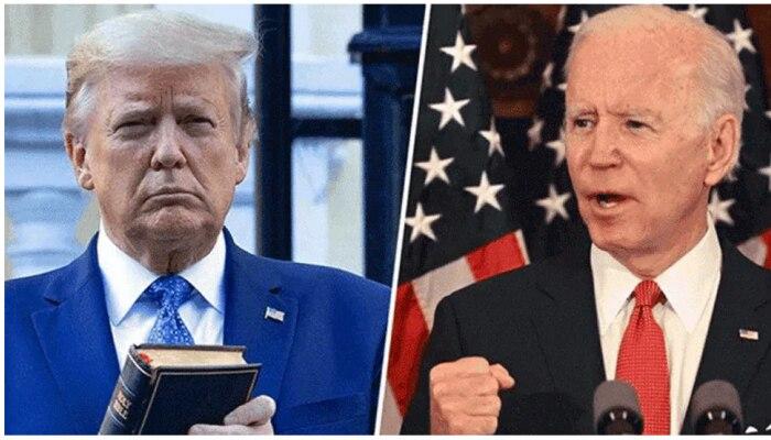 US elections 2020: जुबानी जंग तेज, बिडेन ने ट्रंप पर बोला जबरदस्त हमला