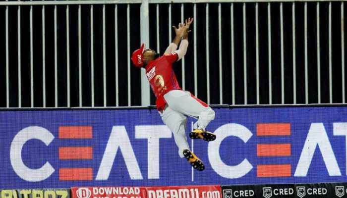 IPL 2020: LIVE मैच में 'सुपरमैन' बने निकोलस पूरन, जोंटी रोड्स भी हुए मुरीद