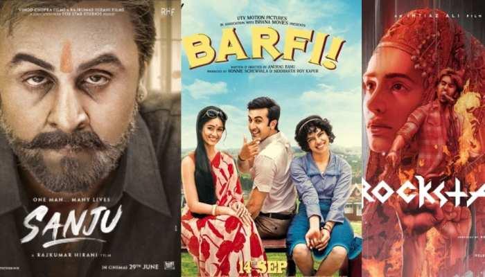 On birthday of Ranbir Kapoor know his five best film