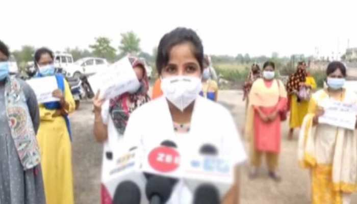 सरकार से आश्वासन के बाद NHM संविदा स्वास्थ्य कर्मियों की हड़ताल खत्म