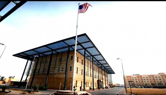 हमलों से नाराज अमेरिका ने दी इस देश के दूतावास को खाली करने की धमकी