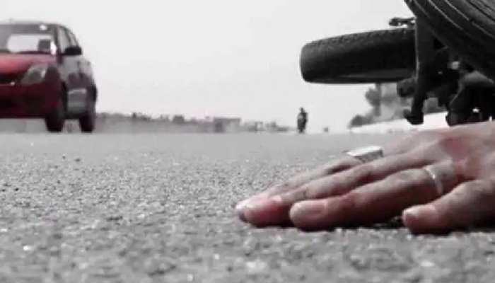 सवाई माधोपुर: तेज रफ्तार ट्रैक्टर ने बाइक को रौंदा, एक की दर्दनाक मौत