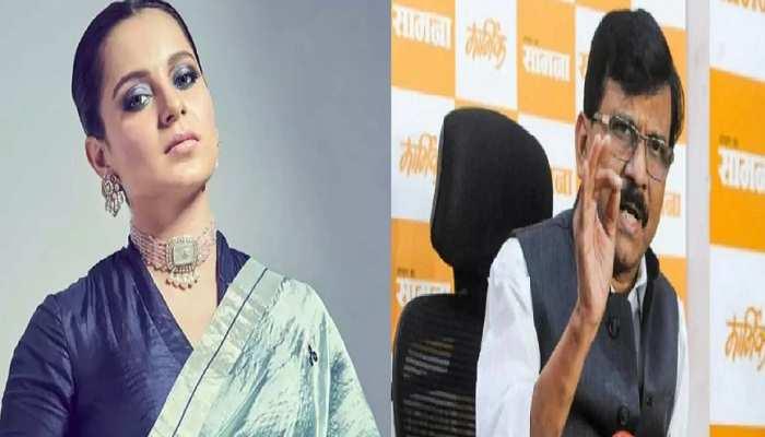 Kangna Vs Shivsena: संजय राउत की टिप्पणी पर कोर्ट नाराज, जज ने जताई हैरानी