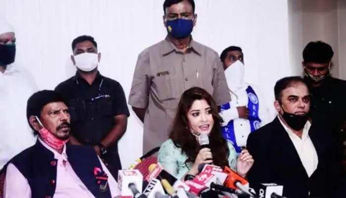 अनुराग कश्यप को गिरफ्तार नहीं किया गया तो अनशन पर बैठूंगी: पायल घोष