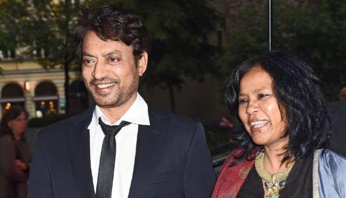 Irrfan Khan की 'उजड़ी' कब्र देख फैन ने पत्नी सुतपा को मारा ताना, मिला ऐसा करारा जवाब