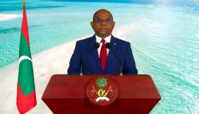UNGA: कोरोनाकाल में भारत से मिली मदद के लिए मालदीव ने जताया आभार