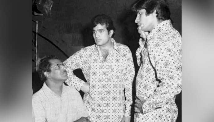 B'Day Hrishikesh Mukherjee: फिल्म 'आनंद' में राजेश खन्ना नहीं, ये एक्टर थे ऋषि दा की पहली पसंद