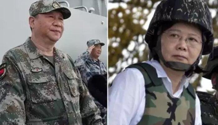 Taiwan ने कहा आखिरी दम तक लड़ कर करेंगे देश की रक्षा