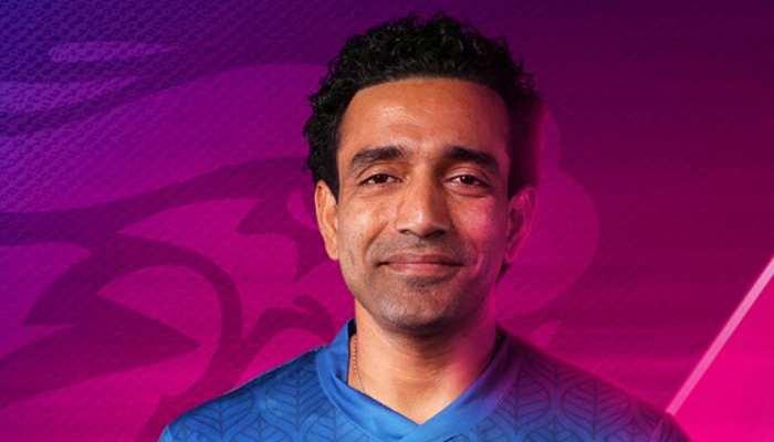 IPL 2020 KKR vs RR: मैच के दौरान रॉबिन उथप्पा ने तोड़ा ICC का ये नियम