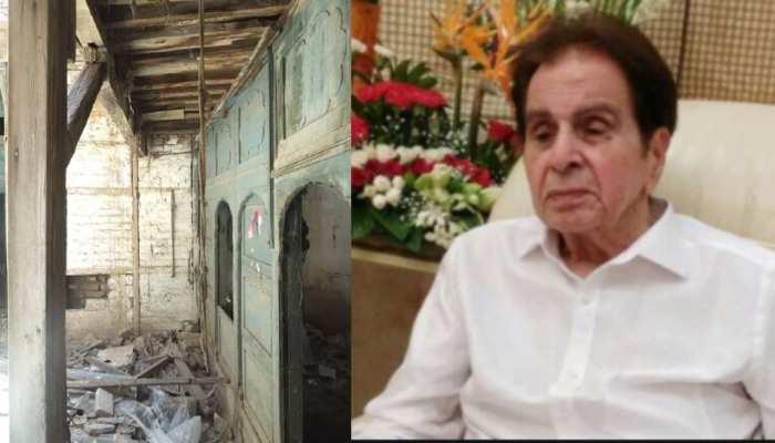 दिलीप कुमार को याद आई पुश्तैनी हवेली, पाकिस्तान के लोगों से की ये गुजारिश