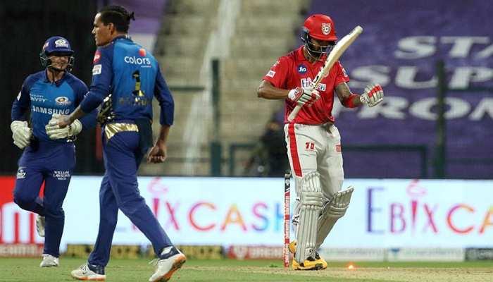 IPL 2020 KXIP vs MI: Kings XI Punjab vs Mumbai Indians, Full Match Report in Pictures