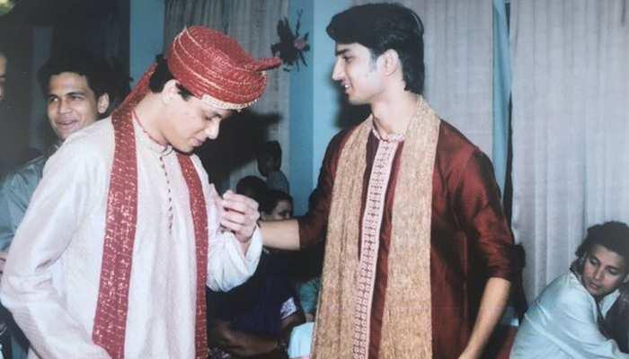 सुशांत सिंह राजपूत के बहनोई ने शेयर की एक और यादगार तस्वीर, फैंस हुए भावुक
