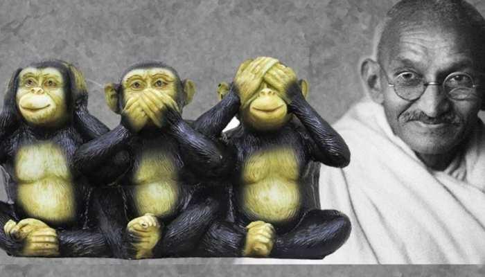 गांधी जी के तीन बंदर, आपको बनाएंगे निवेश का सिकंदर