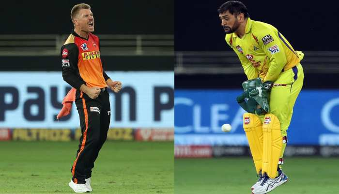 IPL 2020 CSK vs SRH: Chennai Super Kings vs SunRisers Hyderabad, Full Match Report in Picture