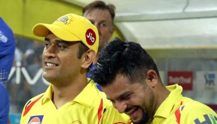 IPL 2020: अपना रिकॉर्ड टूटने पर सुरेश रैना ने धोनी के लिए दिया भावुक बयान