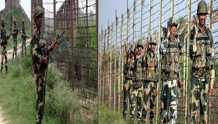 पाक की फौज ने किया Ceasefire Violation, भारतीय सेना ने दिया करारा जवाब