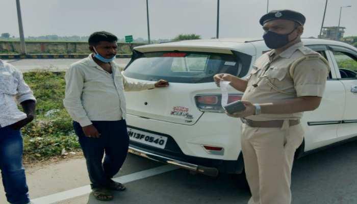 बिहार: परिवहन विभाग ने चलाया विशेष अभियान, 467 वाहन चालकों के खिलाफ कार्रवाई