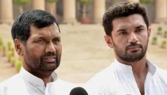 बिहार: NDA में 'चिराग' ने बढ़ाई मुश्किलें! आरजेडी-कांग्रेस बोली...