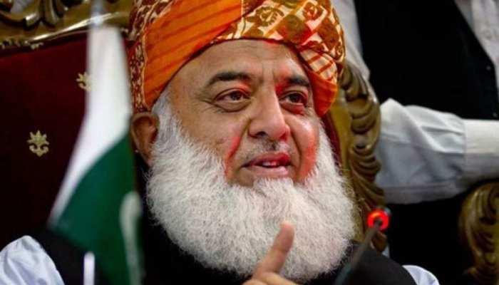 पाकिस्तान: मौलाना फजलुर रहमान बने विपक्ष के नये गठबंधन के अध्यक्ष