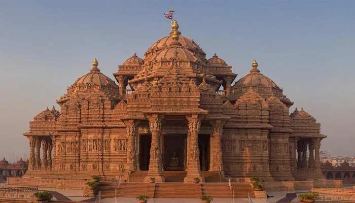 इस तारीख से डेढ़ घंटे के लिए खुलेगा अक्षरधाम मंदिर, जानिए कितने बजे होगी एंट्री